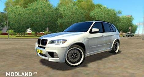 BMW X5 M PP-Perfomance Stage 3 [1.2.5]